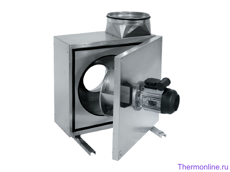 Вытяжной кухонный центробежный вентилятор SHUFT EF 315