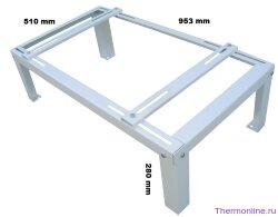 Подставка под внешний блок  разборная Sinoptika 953x280x510mm