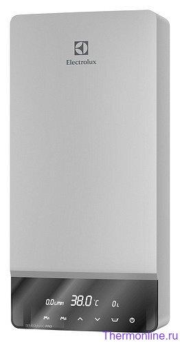 Проточный водонагреватель Electrolux Sensomatic Pro NPX 12-18