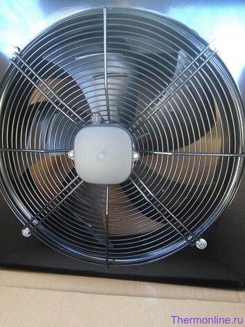 Вентилятор вытяжной осевой Shuft AXW 300-B-4E