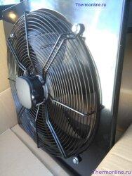 Вентилятор осевой приточный Shuft AXW 300-4E