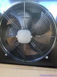 Вентилятор вытяжной осевой Shuft AXW 550-B-4D