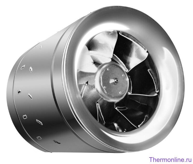 Канальный энергосберегающий вентилятор Shuft CMFD 400