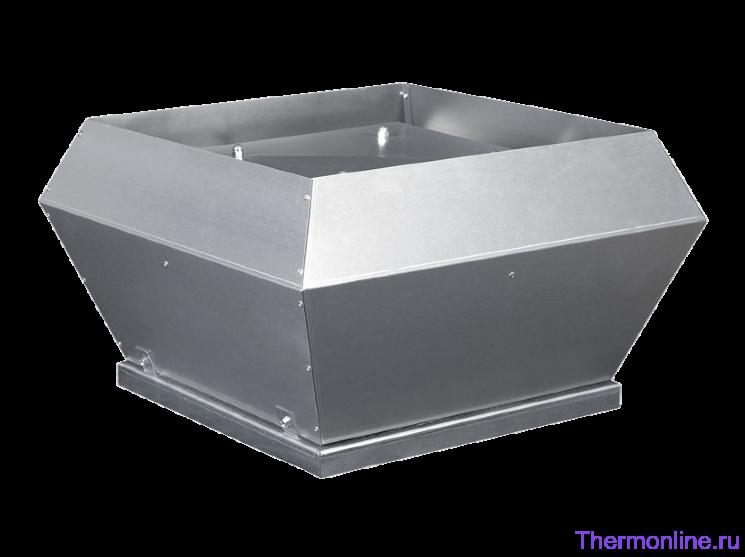 Вентилятор крышный Shuft RMVD 355/600-4 VIM