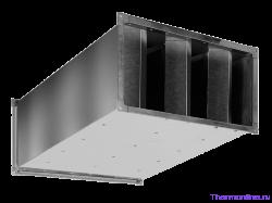 Шумоглушитель для прямоугольных воздуховодов Shuft SRSr 600x300/1000