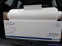 Приточная вентиляционная установка Shuft AIRTUBE 250