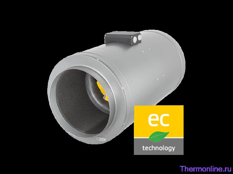 Вентилятор канальный изолированный Shuft SH 250 EC