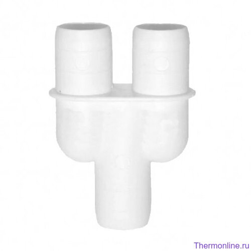 Тройник для дренажа Sinoptika Y-образный 16mm