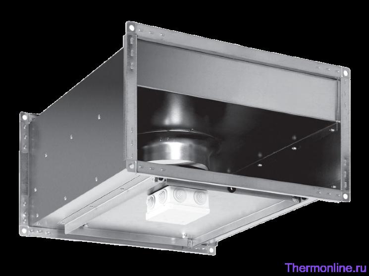 Вентилятор прямоугольный канальный SHUFT RFE-B 600x350-4 VIM