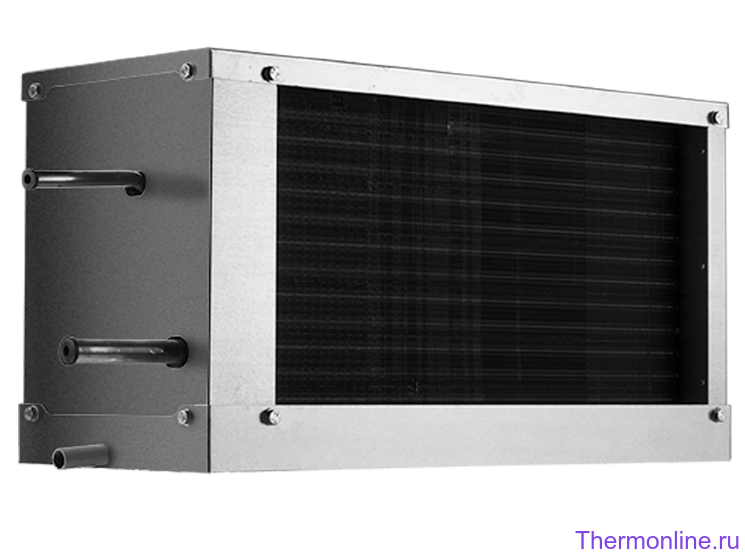 Фреоновый канальный охладитель Shuft WHR-R 400x200/3