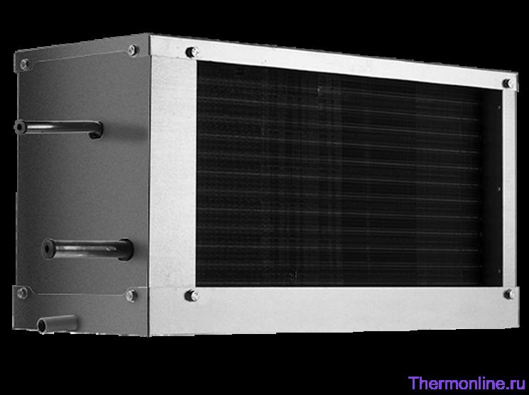 Фреоновый канальный охладитель Shuft WHR-R 600x350/3