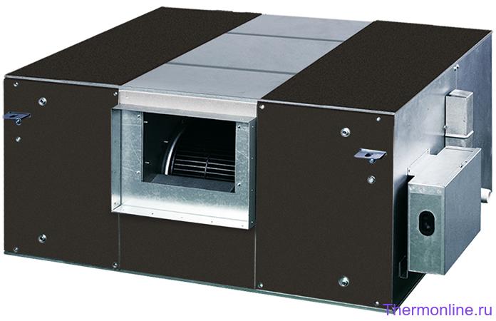 Фанкойл канальный высоконапорный двухтрубный MDV MDKT3H-1000G70